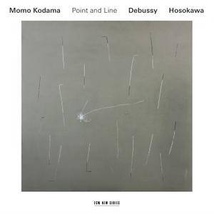 Momo Kodama - Point And Line: Debussy & Hosokawa Etudes (2017) [Official Digital Download 24/96]