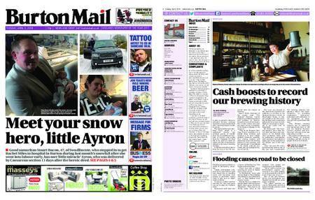 Burton Mail – April 03, 2018