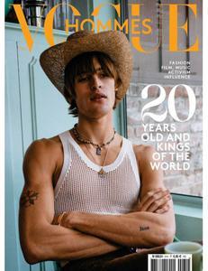 Vogue Hommes English Version - March 2020