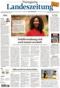 Thüringische Landeszeitung – 18. März 2020