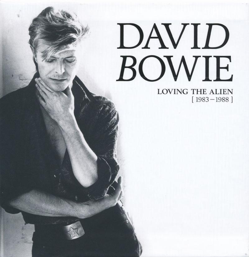 David Bowie - Loving The Alien (1983-1988) [2018, 11CD Box Set] Re-up