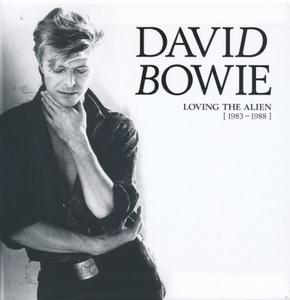 David Bowie - Loving The Alien (1983-1988) [2018, 11CD Box Set] Re-up