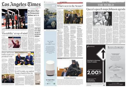Los Angeles Times – December 20, 2019