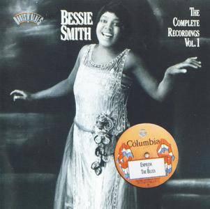 Bessie Smith - The Complete Recordings Vol. 1 (1991) {2CD Set Columbia 467895 2 rec 1923-1924}
