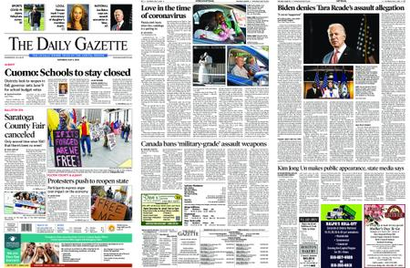 The Daily Gazette – May 02, 2020
