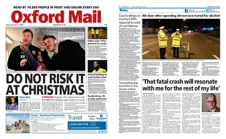 Oxford Mail – December 14, 2018