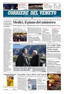 Corriere del Veneto Vicenza e Bassano – 24 aprile 2019