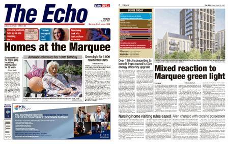 Evening Echo – April 23, 2021