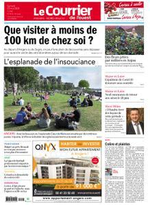 Le Courrier de l'Ouest Angers – 23 mai 2020