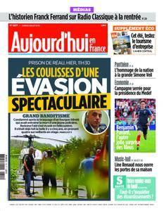 Aujourd'hui en France – 02 juillet 2018