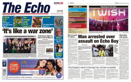 Evening Echo – February 01, 2020