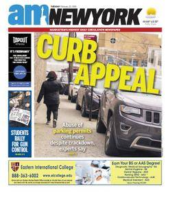 AM New York - February 20, 2018