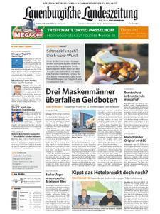 Lauenburgische Landeszeitung - 05. Dezember 2017