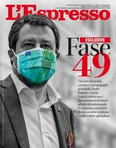 L'Espresso - 24 maggio 2020