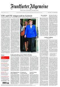 Frankfurter Allgemeine Zeitung F.A.Z. - 03. Juli 2018