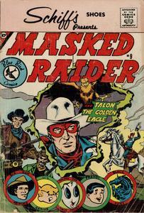 Masked Raider 009 1960