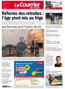 Le Courrier de l'Ouest Cholet – 12 janvier 2020