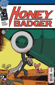 Antarctic Press-Honey Badger Adventures No 01 2012 Hybrid Comic eBook