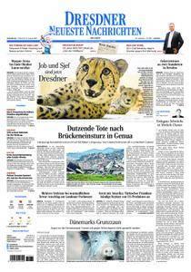 Dresdner Neueste Nachrichten - 15. August 2018