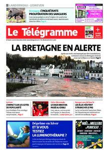 Le Télégramme Landerneau - Lesneven – 23 décembre 2019