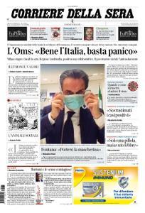 Corriere della Sera – 27 febbraio 2020