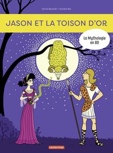 La Mythologie en BD - Tome 8 - Jason et la Toison d'Or