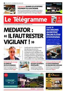 Le Télégramme Ouest Cornouaille – 30 mars 2021