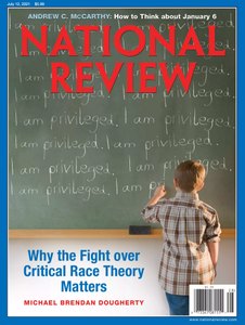 National Review - 12 July 2021