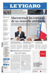 Le Figaro du Vendredi 26 Avril 2019