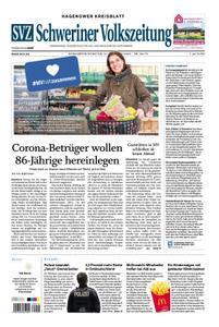 Schweriner Volkszeitung Hagenower Kreisblatt - 21. März 2020