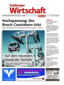 Salzburger Wirtschaft – 04. Oktober 2019