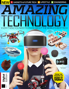 How it Works Amazing Technology 14 ed. 2019