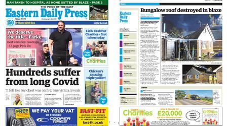 Eastern Daily Press – April 26, 2021