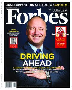 Forbes Middle East English Edition - December 2017