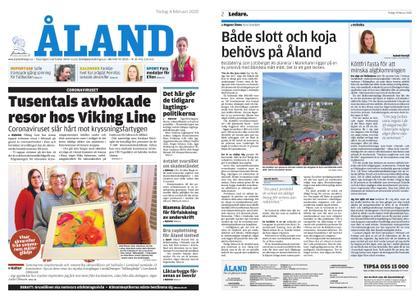Ålandstidningen – 04 februari 2020