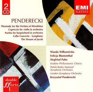 Krzysztof Penderecki - Orchestral Works (2001)