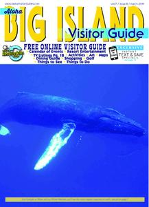 Aloha - Big Island Visitor Guide - March 2019