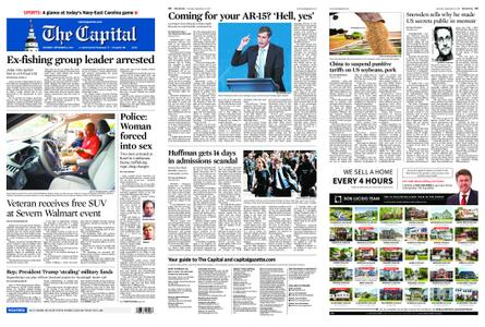 The Capital – September 14, 2019