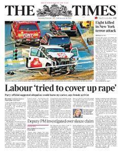 The Times - 1 November 2017