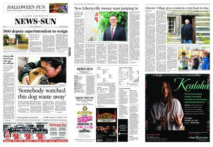Lake County News-Sun – October 12, 2018