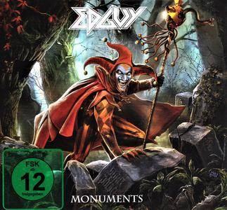 Edguy - Monuments (2017) [Digibook, 2CD-DVD] Bonus DVD
