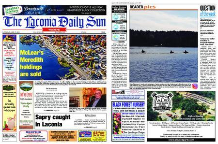 The Laconia Daily Sun – April 27, 2019