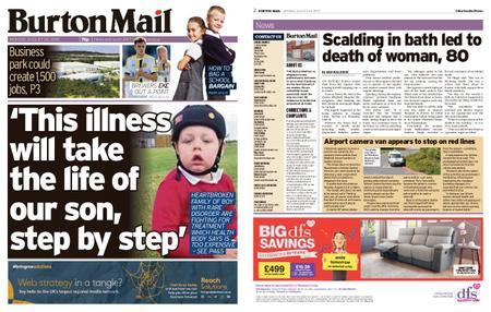 Burton Mail – August 26, 2019