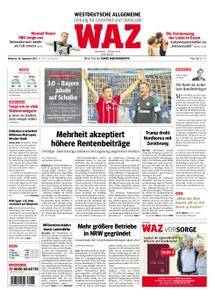 WAZ Westdeutsche Allgemeine Zeitung Oberhausen-Sterkrade - 20. September 2017