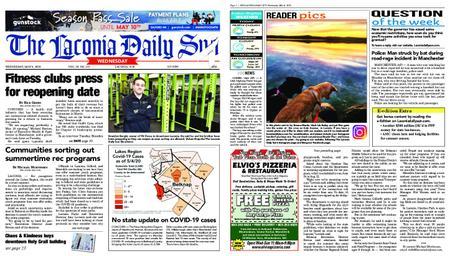 The Laconia Daily Sun – May 06, 2020
