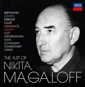 Nikita Magaloff - The Art of Nikita Magaloff (2018) (21 CDs Box Set)