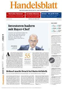 Handelsblatt - 29. April 2019