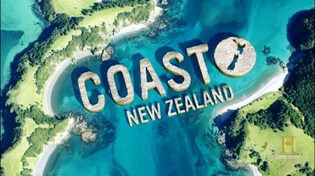 History Channel - Coast New Zealand Series 3 (2018)