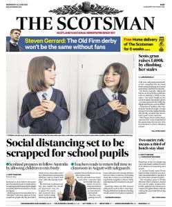 The Scotsman - 24 June 2020