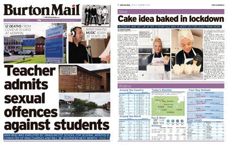 Burton Mail – October 27, 2020